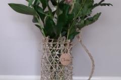 Haman-met-bloemen